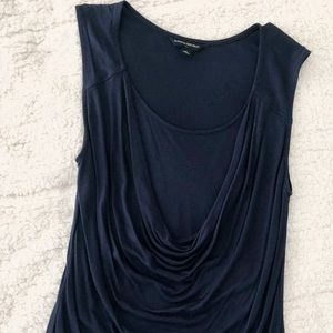Banana  Republic Sleeveless Blue Size Medium